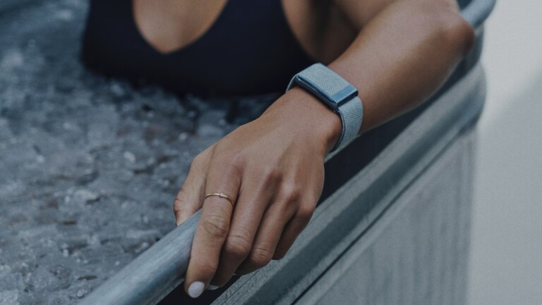 WHOOP 4.0 fitness and health wearable features biometric tracking and has a smarter design