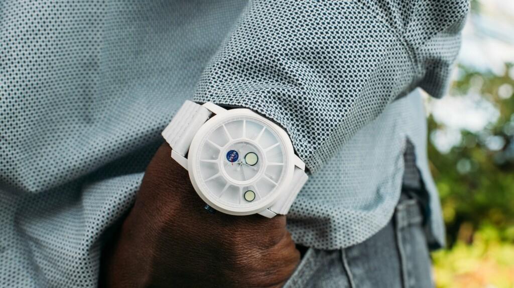 Xeric NASA Apollo 15 watch collection