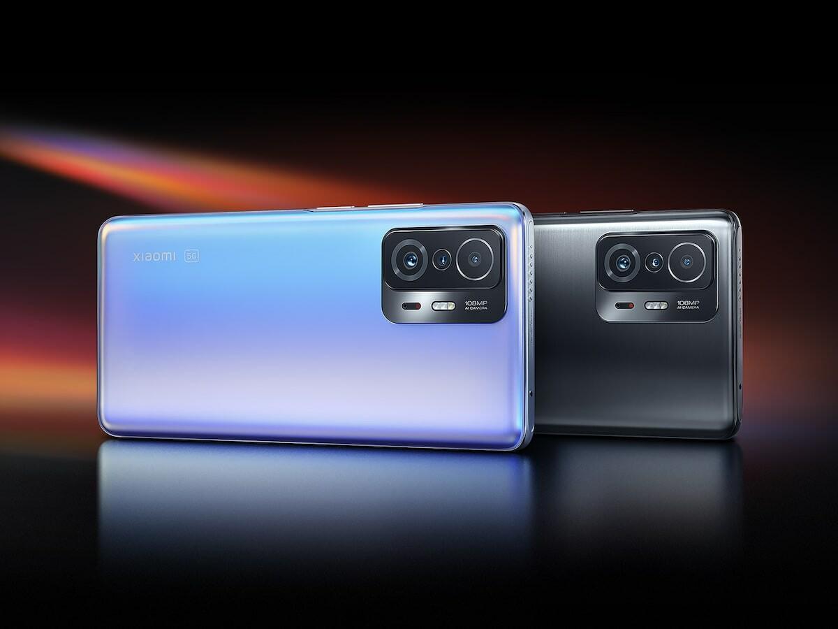 Xiaomi 11T Pro stylish smartphone features 120-Watt Xiaomi HyperCharge technology thumbnail