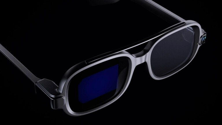 Xiaomi Smart Glasses display messages, capture photos, translate text, navigate, and more