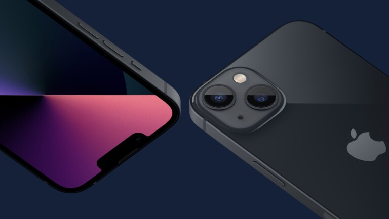Apple iPhone 13 and iPhone 13 mini have Cinematic Mode & diagonal dual-camera systems