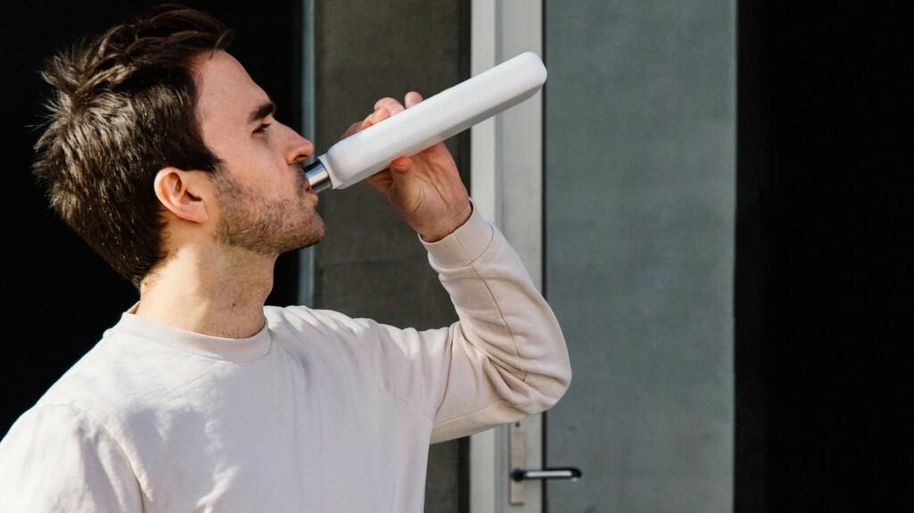 memobottle stainless steel water bottle