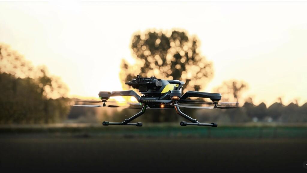 Acecore Technologies Zoe Zetona commercial drone