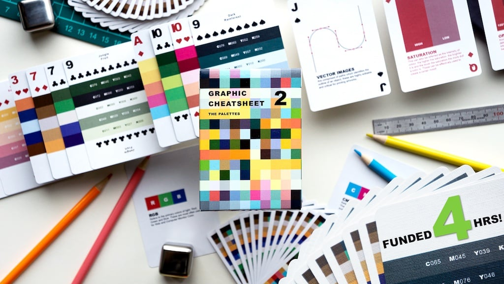 Graphic Cheatsheet 2-The Palattes playing cards