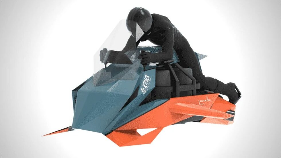 Meet the flying motorcycle that can cost you up to $380,000