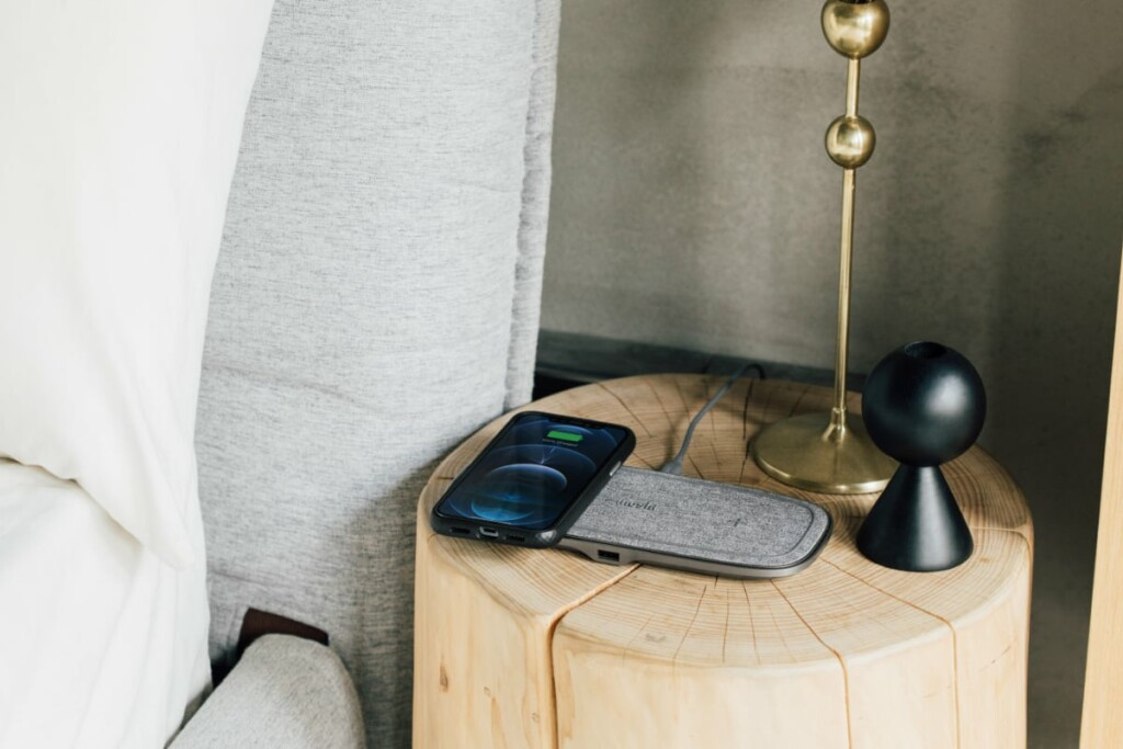 Moshi Sette Q dual wireless charging pad