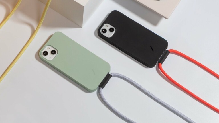 Native Union CLIC Case & Sling Bundle for iPhone 13 lets you mix and match your carry