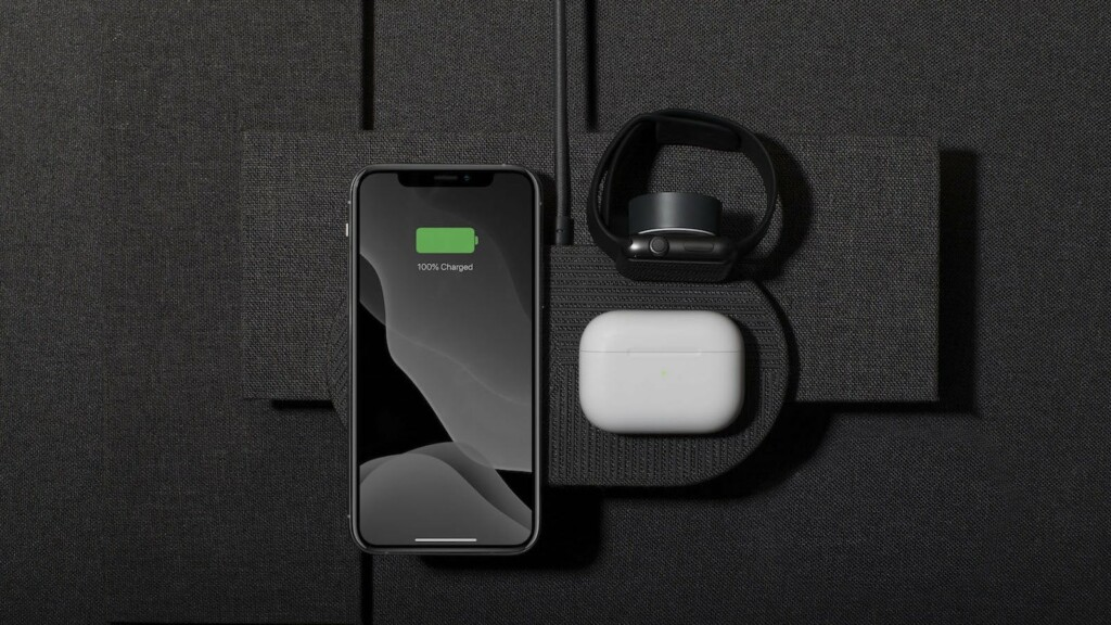 Native Union Drop XL Wireless Charger Watch Edition