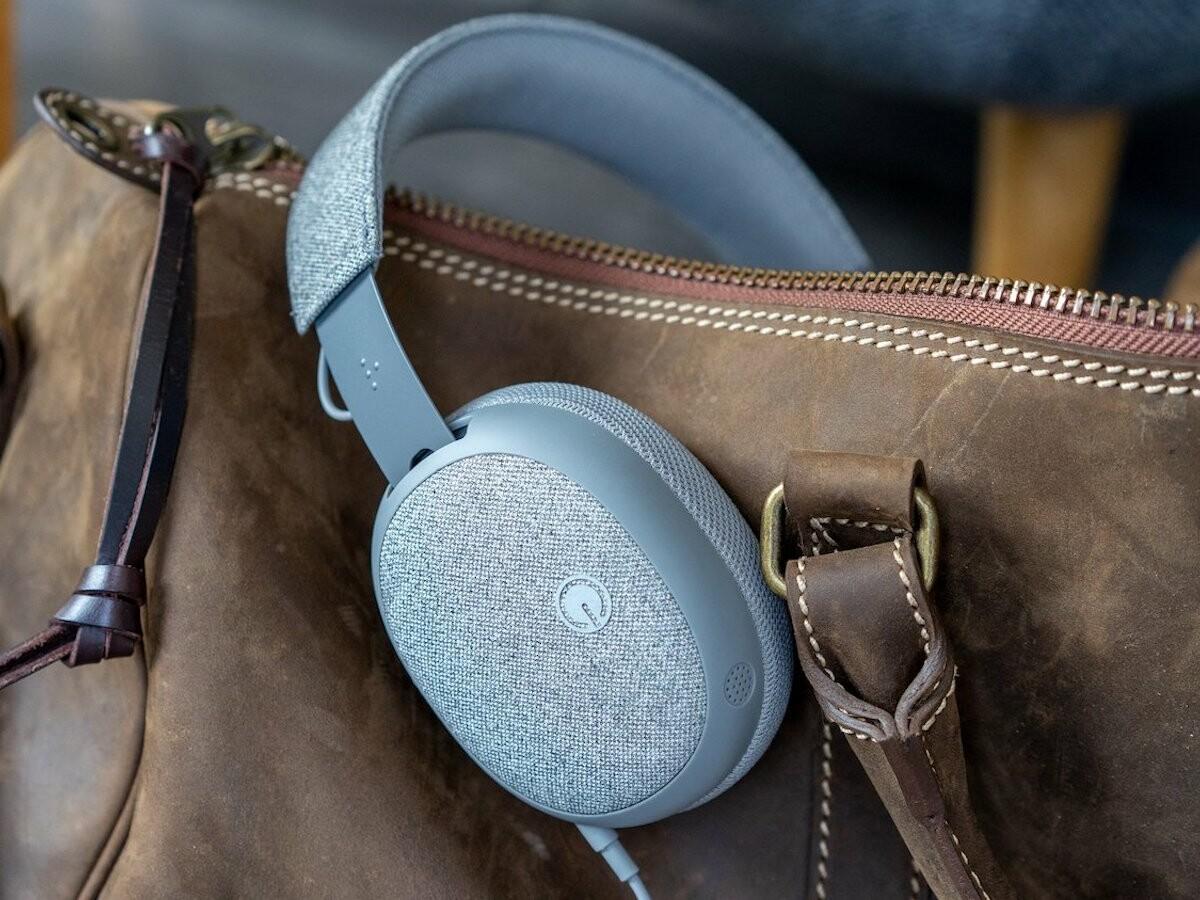 ONANOFF Fokus distraction-eliminating headphones give you full bass and enhance speech