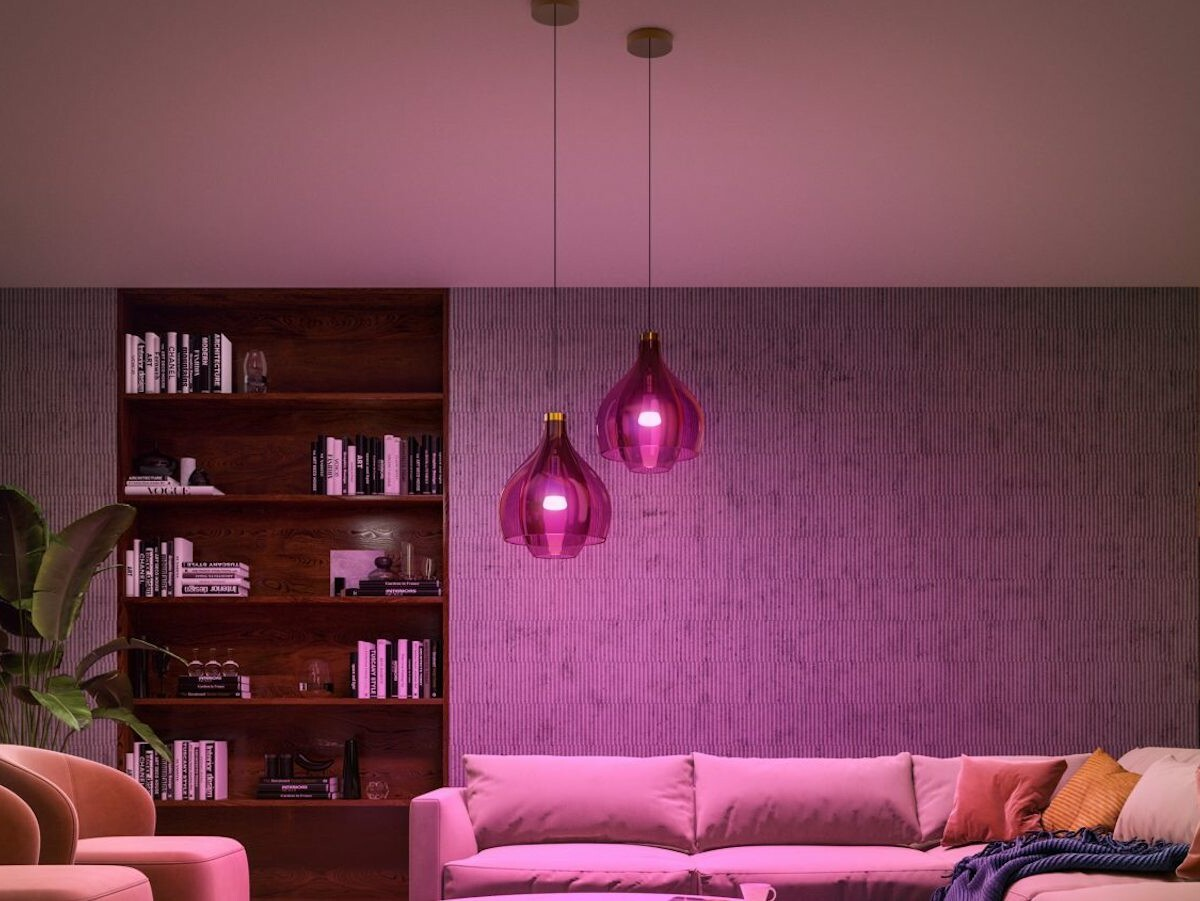 Philips Hue White, White Ambiance, & Color Ambiance Bulbs are HomeKit compatible