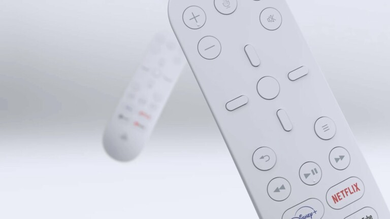 PlayStation Media Remote for PS5 powers on your console and helps navigate through entertainment