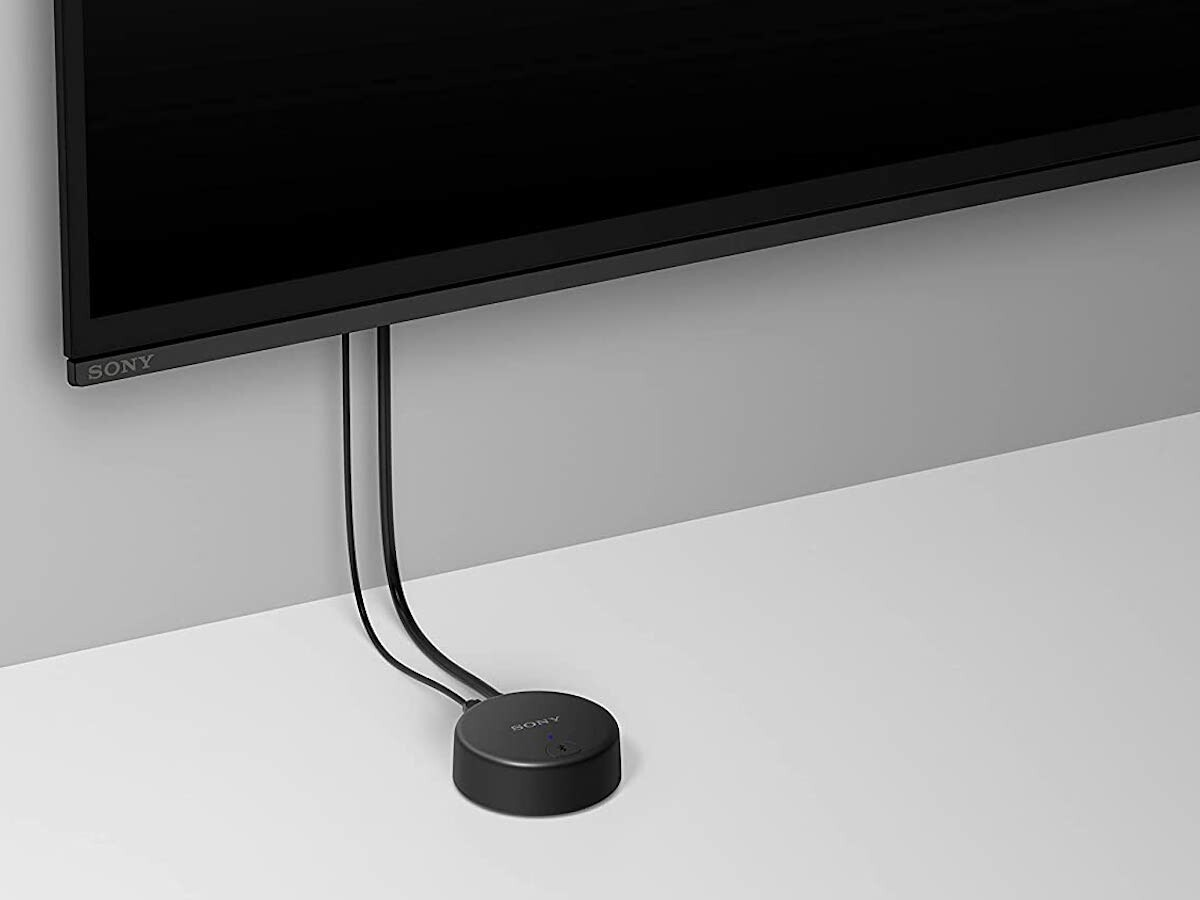 Sony WLA-NS7 wireless TV adapter delivers 360 Spatial Sound to your Sony headphones
