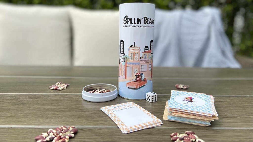 Spillin Beans Party Game