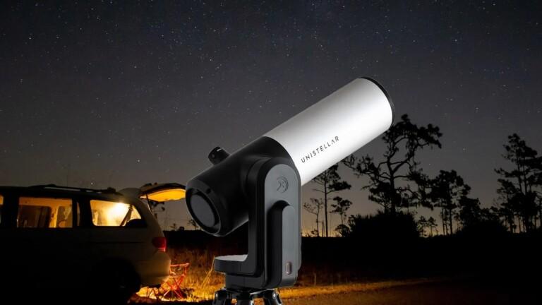This smart telescope will make stargazing so much fun