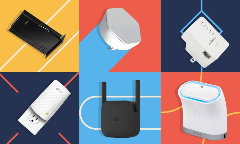Wi-Fi extenders and boosters to stream, game, and work better