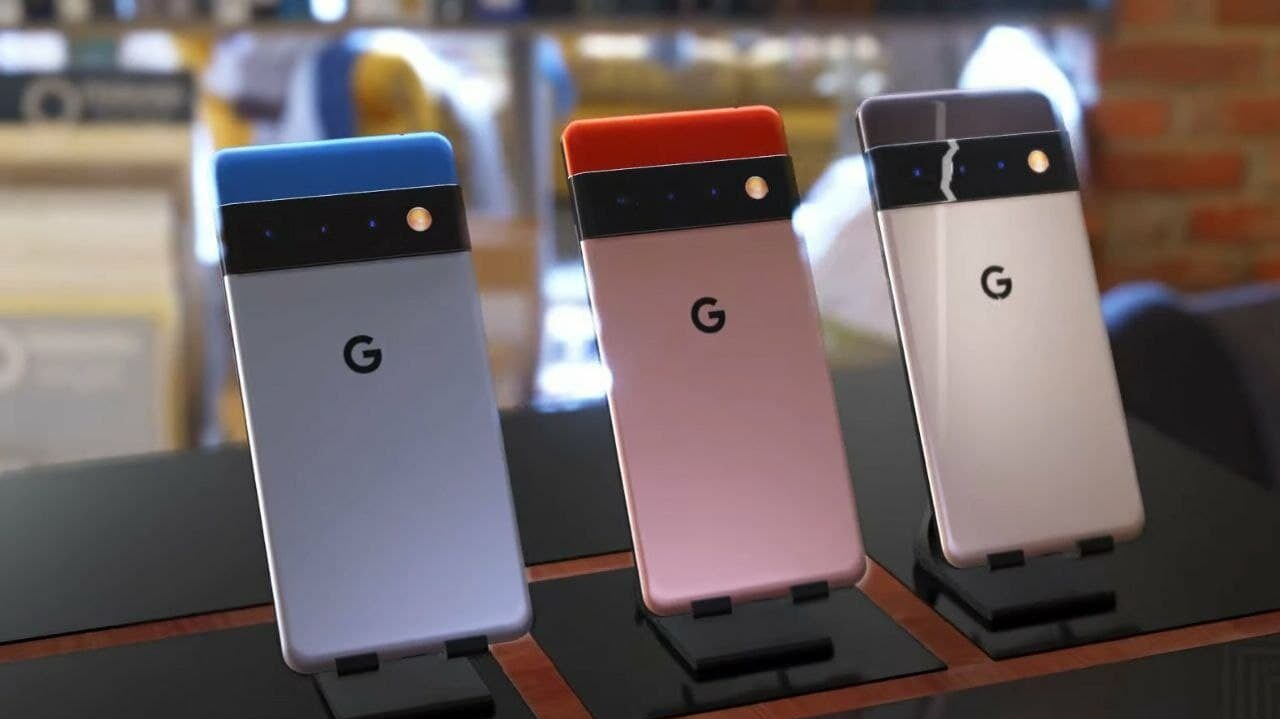 Everything we know about the upcoming Google Pixel 6