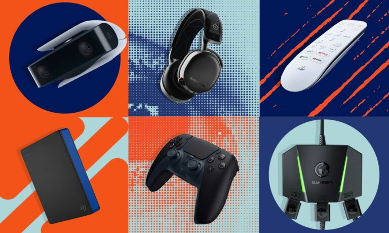 PS5 controllers and accessories to level up your gaming